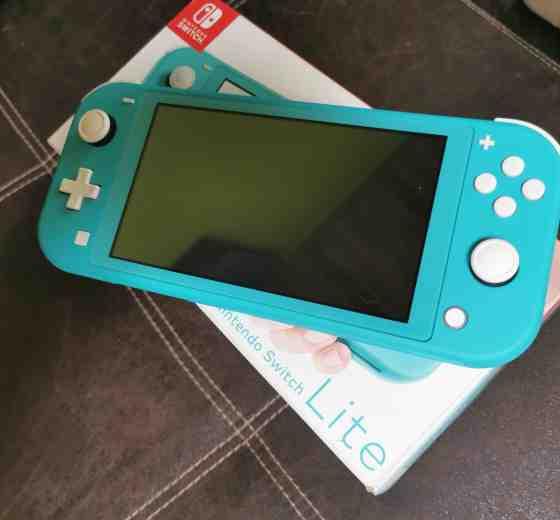 Foto Nintendo Switch Lite