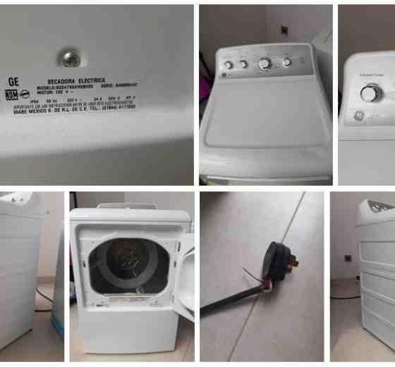 Foto secadora Eléctrica